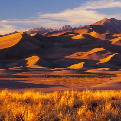 The Great Zandunes…ok, Sand Dunes