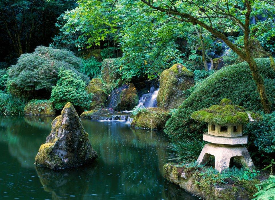 Japenese Gardens Oregon