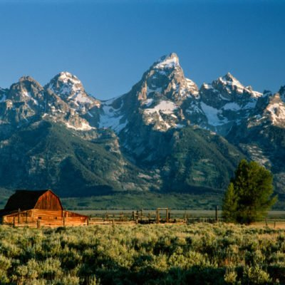 Grand Tetons, WY