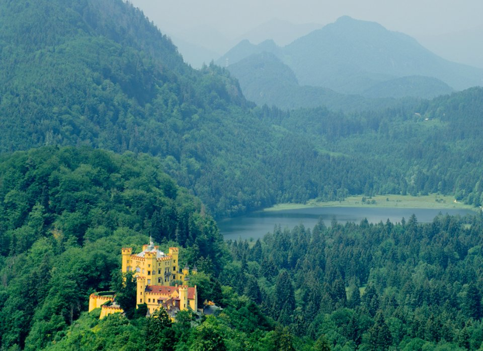 Hohenschwangau Castle Germany
