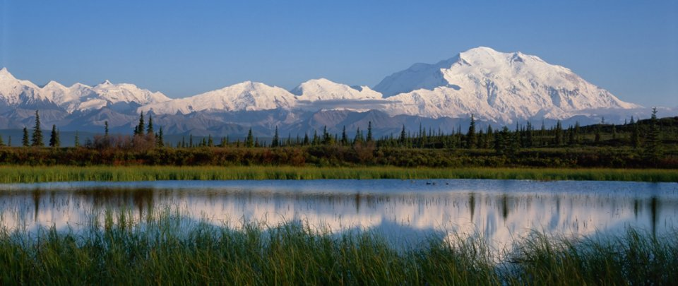 Mt. McKinnley, Mt Denali